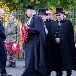 Read more at: Remembrance Sunday at the University of Cambridge