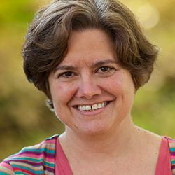 Professor Julie Ahringer of the Gurdon Institute