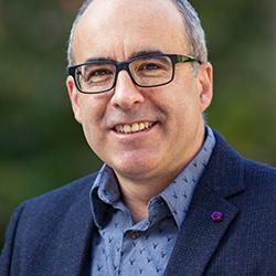 Prof Steve Jackson, Gurdon Institute, Cambridge