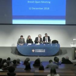 Read more at: Staff open meeting on Brexit last week