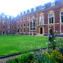St Catherine's College - venue for the launch event