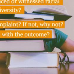 Read more at: National inquiry into racial harassment in higher education
