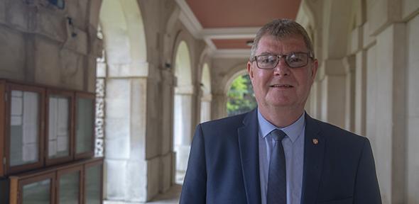 Professor David Cardwell